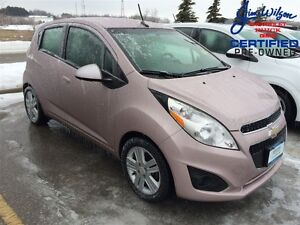 2013 Chevrolet Spark LT AUTO AIR BLUETOOTH ALLOYS CRUISE!!! LOW
