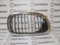 BMW 3 SERIES O/S KIDNEY GRILL E46 COUPE 7064318 REF 1638