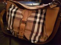 Burberry bag new with tags