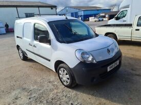 Renault, KANGOO, Panel Van, 2011, Manual, 1461 (cc)