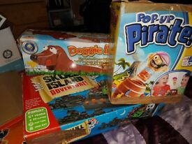 3 Childrens board games - Only £5 for the lot!