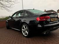 Audi A4 Tdi S line 2008 Black Edition Replica