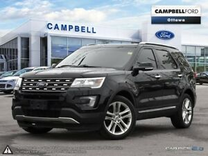 2016 Ford Explorer Limited AWD-LEATHER-ONE OWNER-SALE PRICE