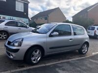 Renault Clio dynamique 1.4 16v for sale ultra reliable excellent condition.