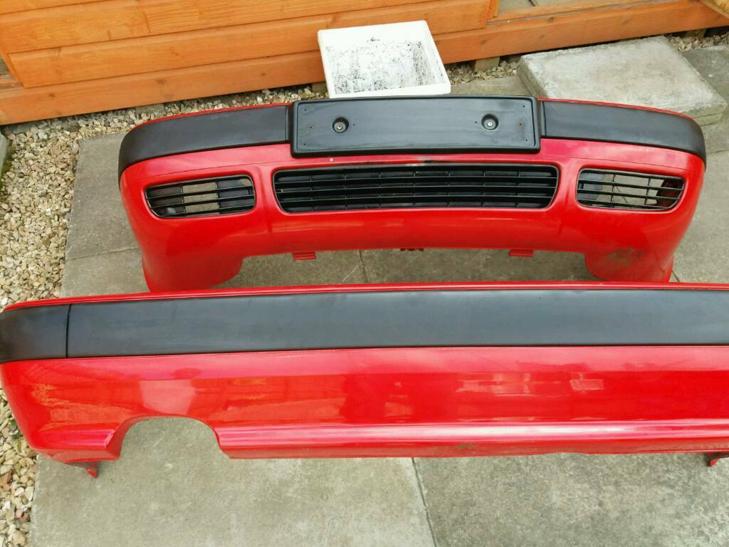 Audi 80 Bumpers In Crookston Glasgow Gumtree