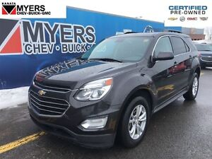 2016 Chevrolet Equinox LT, NAV, SUNROOF, POWER LIFTGATE, REMOTE