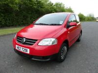 Totally Immaculate Polo Fox **Very low mileage**