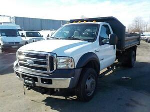 2006 Ford F-550 Power Stroke