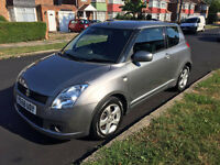 Suzuki Swift 1.5 GLX 3dr (06 - 08)- 1 owner