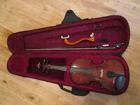 3/4 Violin Stringers