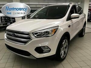 2017 Ford ESCAPE TITANIUM AWD, BAS KM