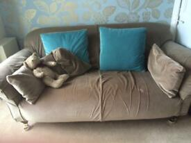 Multiyork sofa, new covers
