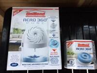 Unibond Humidifier & Replacement Filters - Brand New