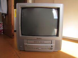 RETRO Toshiba VHS player, in full working order, brilliant condition + remote control