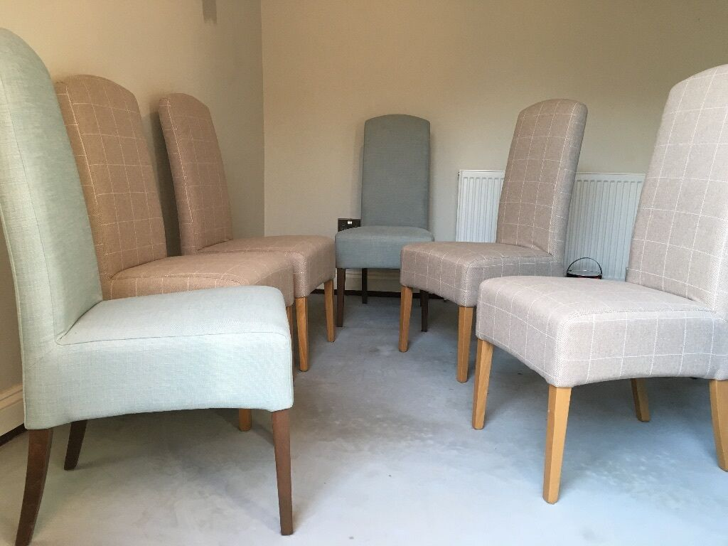 Next Sienna Dining Chairs X 6