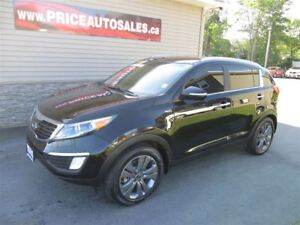 2012 Kia Sportage EX - HEATED SEATS - AWD - REMOTE START!!!