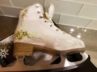 SFR Glitra girls ice skates UK 1