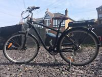Electric bike / ebike in perfect condition for sale - Perfect for commuting and leisure.
