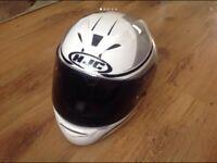 HJC helmet (L)