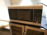 Kenwood Microwave and grill