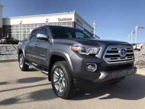 2018 Toyota Tacoma Limited CERTIFIED! LIMITED! LEATHER! NAVI!