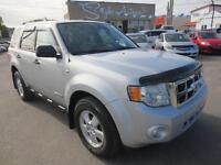 2008 Ford Escape XLT CUIR CRUISE MAGS