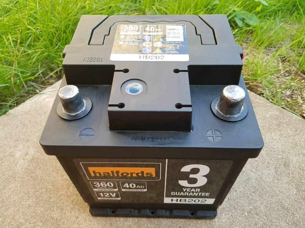 HB202 HCB202 Car Battery