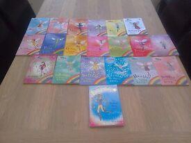 CHILDRENS RAINBOW MAGIC BOOKS