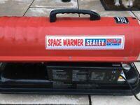 Sealey space warmer