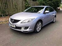 58-REG MAZDA 6 2.0 DIESEL,6 SPEED MANUAL,2 KEYS,07872346777