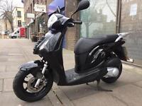Honda ps pes 125 (2011) low mileage perfect condition 12 months mot