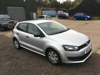 VW POLO 2010 5 door 1.2