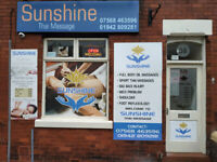 Sunshine Thai Massage - 01942 809281