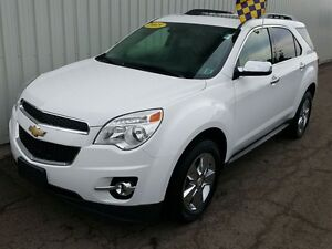 2015 Chevrolet Equinox 2LT 4X4/FACT WARR/REMOTE START/BACKUP CAM