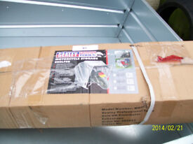 SEALEY FOLDING BIKE COVER MS065 MODEL