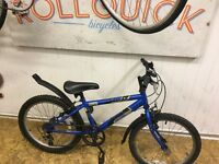 "Raleigh Kids bike 16"""