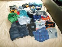 Huge bundle boys' clothes age 2 to 3 years