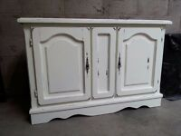 Shabby chic high quality cabinet