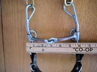 TOM THUMB BIT-Horse Size Bit-Experienced Riders ONLY