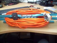 extension lead from Black and Decker