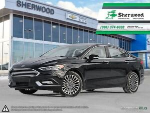 2017 Ford Fusion SE AWD Only 14, 000KMS!!