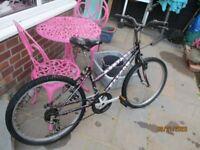 Boys Bike 20 inch wheels suit 8-12 year old