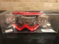 Pro Grip motocross scrambler roll off goggles