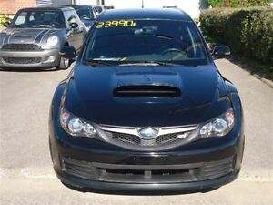 2010 Subaru Impreza WRX STi Sport-tech Package w/Silver Wheels