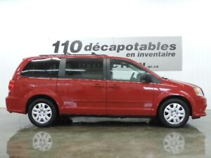 2014 Dodge Grand Caravan SXT STOW-N-GO