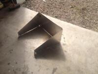 Aluminium greenhouse potting bench shelf staging