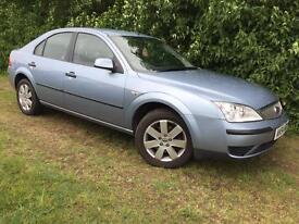 2005 FORD MONDEO MISTRAL - LOW MILES - FULL SERVICE HISTORY