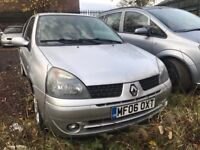 Scrapping -06 plate - Renault Clio -