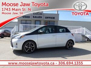 2016 Toyota Yaris SE SE- PACKAGE TOYOTA CERTIFIED NO ACCIDENT...