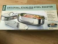Stainless Steel Roaster / Fish Kettle